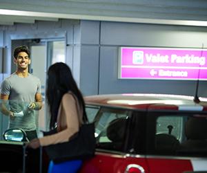 Valet parking image
